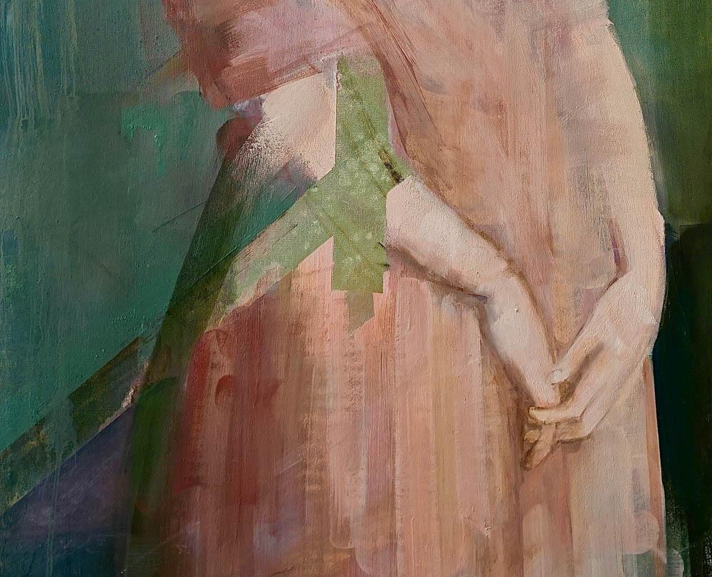 Pink DETAILS | 130x90cm | 2015